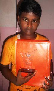 Prix Abdul Kalam de YMCA Madras
