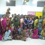 Singari in the beneficiaries meeting 2014-1
