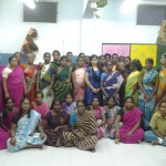Singari in the beneficiaries meeting 2014