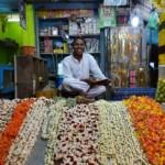 des fleurs pour les offrandes-crop