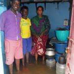 Jayanthi Nagappan house full of water due to flood 2015